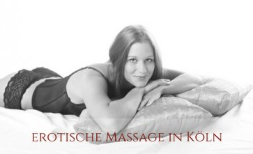 Massage mit Happy End in Köln